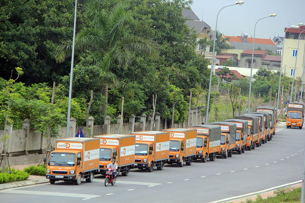 Dịch vụ vận chuyển hàng 2 chiều Hà Nội - Quảng Ninh